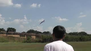 通販で買ったラジコン飛行機 師匠の飛ばし方がミラクルだった