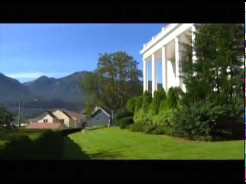 The Alaska Governor's House: The House We Called Home
