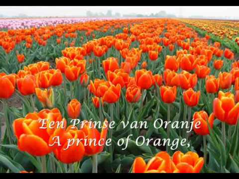 Het Wilhelmus - National Anthem of The Netherlands