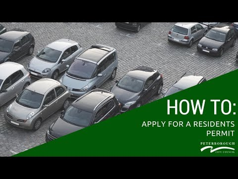 How To Apply For A Resident Permit