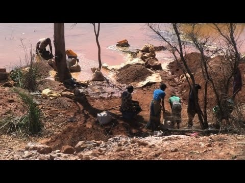 Mobile phone giants using cobalt mined by children: Amnesty