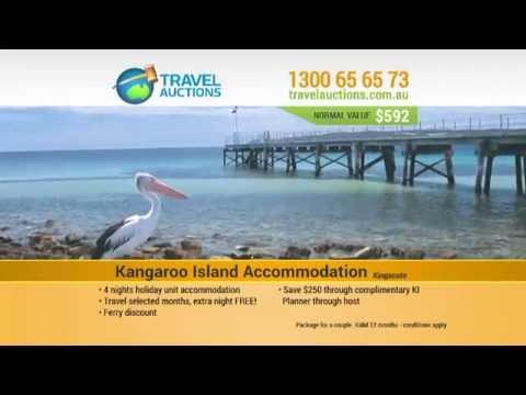 Kangaroo Island Accommodation - Kingscote, South Australia