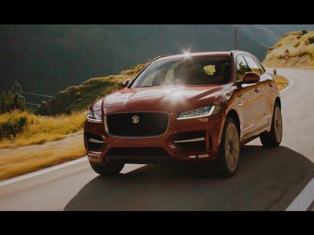 Jaguar F-Pace 2016 Первый Обзор Игорь Бурцев POV / Ягуар Ф-Пейс Тест-Драйв