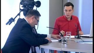 Евгений Харламов: Запад громко кричит, лязгает оружием, а от нашей продукции не отказывается