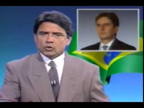 Anúncio do Plano Collor - Jornal Nacional