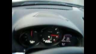 Porsche Boxster 981 2,7L PDK Acceleration 0-240 km/h