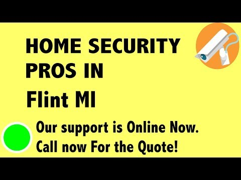 Best Home Security System Companies in Flint MI