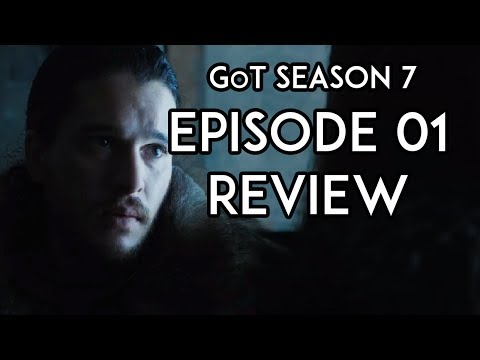Game of Thrones Season 7 Episode 1 REVIEW: Dragonstone