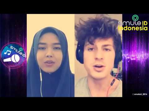 SHERYL SHAZWANIE feat CHARLIE PUTH - We Don't Talk Anymore | Wow, awesome smule !!!