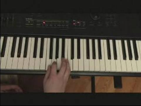Piano Chords With Tension Play A Suspended 4th 2nd Inversion On