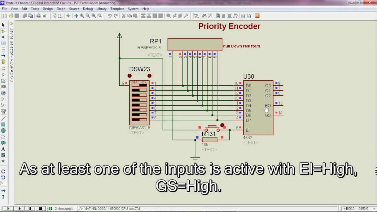 4 to 16 decoder logic diagram [ 1280 x 720 Pixel ]