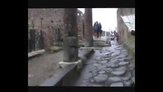 Pompeii.The Temple of Apollo.