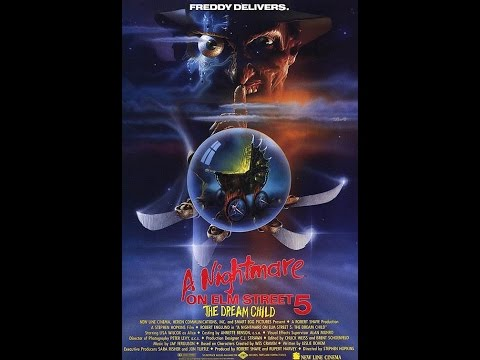Nightmare on Elm Street 5: The Dream Child (1989) Rant aka Movie Review