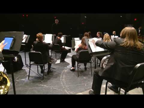March 16th, 2017 Concert - Cody Tucker, conducting