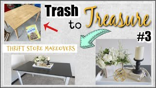 Trash To Treasure Farmhouse Decor Makeovers | Thrift Flip | Momma From Scratch