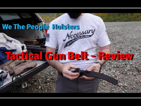 WTP Belt Review