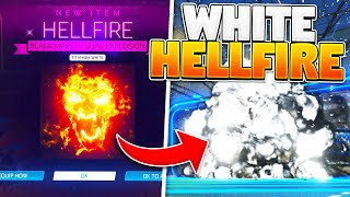 TITANIUM WHITE HELLFIRE In The ITEM SHOP On Rocket League!
