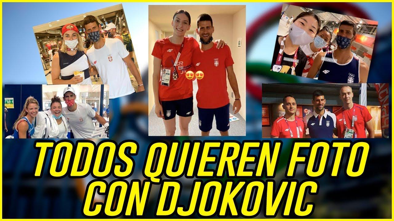 Novak Djokovic en los Juegos Olimpicos - Hablemos de Tenis