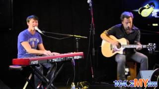 "James Blunt ""Miss America"" Live Performance"