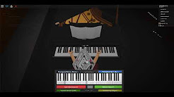 Roblox Canon In D Piano The Whole Song Is Actually Like This - Jcjjcx Youtube
