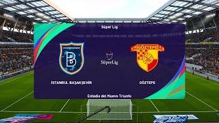 PES 2021 Istanbul Basaksehir vs Goztepe Turkey Super Lig 03 10 2020 1080p 60FPS
