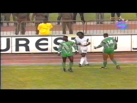 Nigeria - Senegal (1992) African Cup of Nations