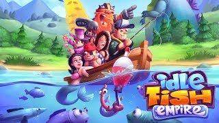 Idle Fish Empire - Clicker & Simulator