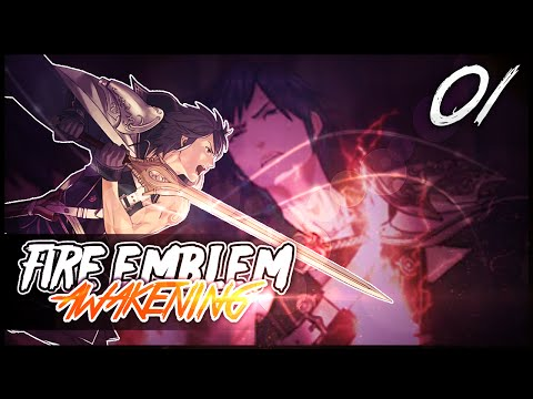 "Let's Play Fire Emblem: Awakening Ep 01 - ""Invisible Ties"""