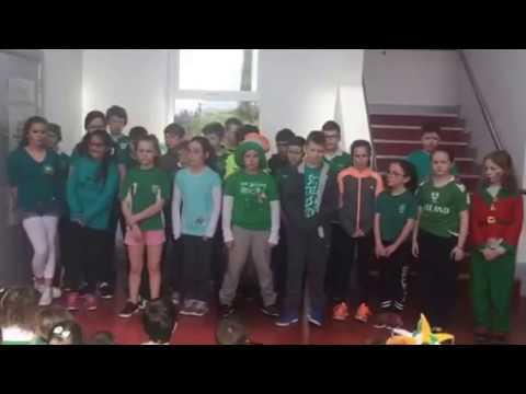 Rang a 4/5/6 Ceolchoirm Seachtain na Gaeilge