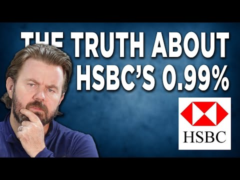 The Truth About HSBC's 0.99% Mortgage Rate