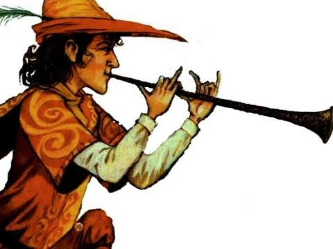 Resultado de imagen para el flautista de hamelin