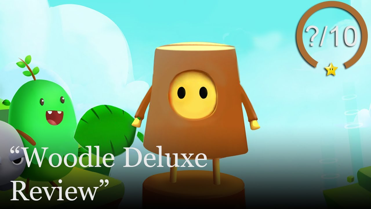 Woodle Deluxe Review (Woodle Tree Adventures) [PS4, Switch, Xbox, & PC] (Video Game Video Review)