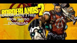 Borderlands 2 Xbox 360 Game Torrent Download