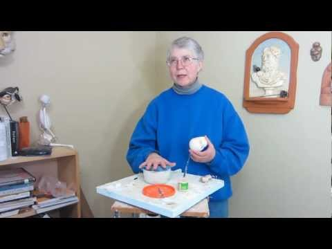 New Smoother Air Dry Clay Recipe