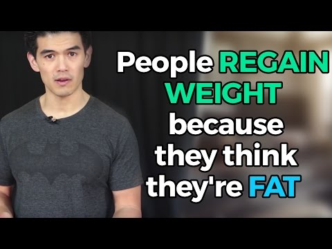 Why Do People Gain Weight Back So Quickly?