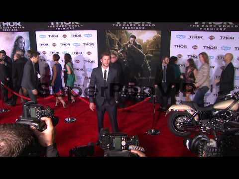 EVENT CAPSULE CLEAN - Thor: The Dark World Los Angeles ...