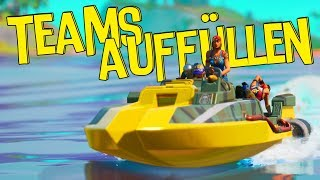 Komplett DEUTSCHE Teams | Fortnite Battle Royale