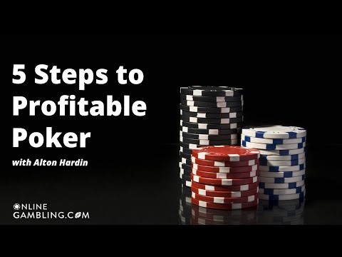 5 Steps To Profitable Poker