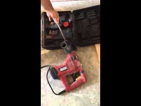 harbor freight hammer drill. harbor freight hammer drill sds plus