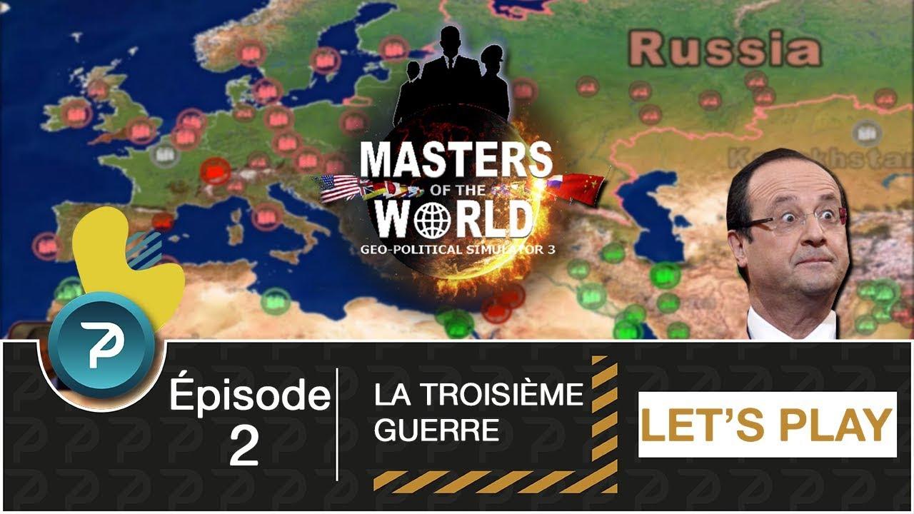 Download LA TROISIÈME GUERRE MONDIALE !!! (Masters Of The World) Saison 1 - #2 [FR] [HD]