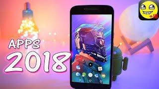 Mejores APLICACIONES NUEVAS para Android 2018