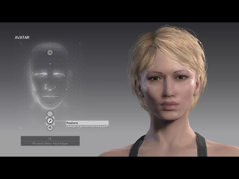 MGS SURVIVE BETA ★CREATE YAH AVATAR!ヽ('^▽^*)ノALL HAIR STYLES, FACE SHAPES, COLORS, ALL PRESETS...