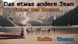 DAS ETWAS ANDERE TEAM | Kaffee und Wasser: CKM hinter der Kamera