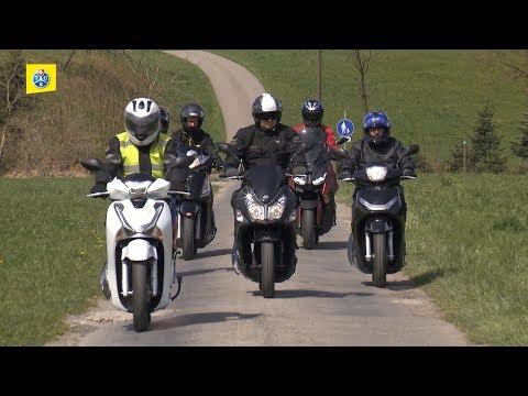 Test de scooters