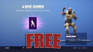 * KOSTENLOS* Emote In Fortnite (BOOGIE DOWN) Emote
