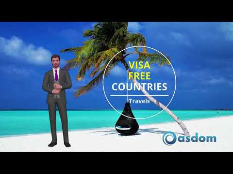 Visa Free Countries For Nigerian Passport Holders