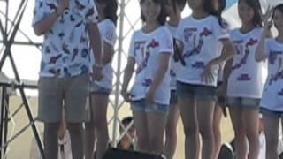 akb48 team8 チーム8 シーポートちゃたんカーニバル 沖縄 北谷サンセッ...