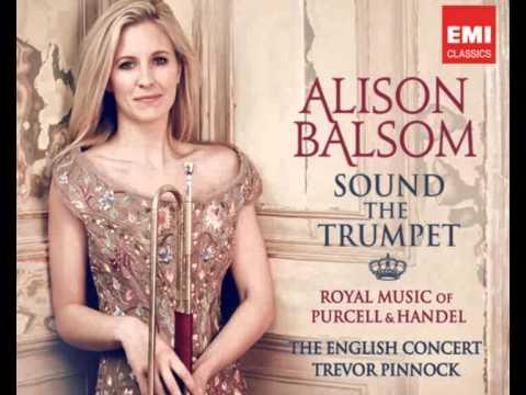 Alison Balsom | LISTEN to new album - Sound The Trumpet
