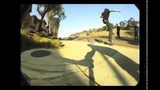 Скейтбординг и его паркур, падения и неудачи
