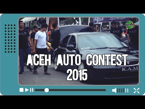 ACEH AUTO CONTEST 2015 - CAR LIMBO  - EOC (Economic Otomotif Club)